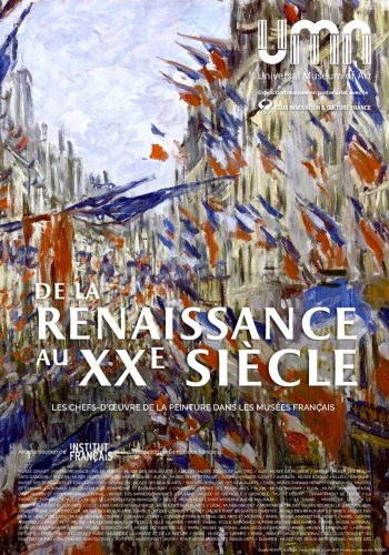 affiche exposition renaissance au vingtieme siecle