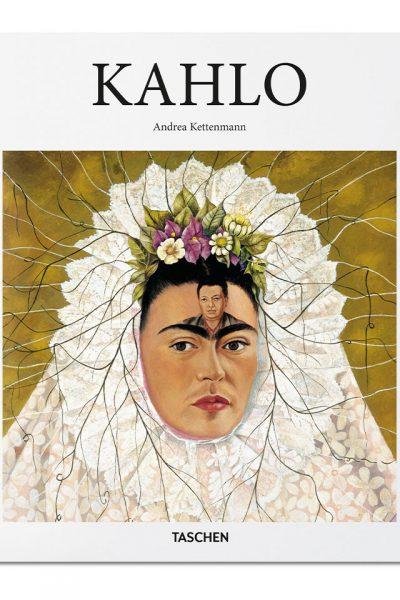 couverture du livre kahlo frida