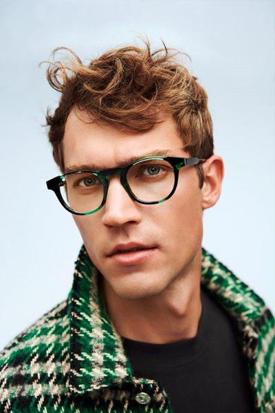 lunettes vue homme optique design eyewear group face à face
