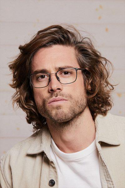 monture lunettes modèle optique homme charmant z